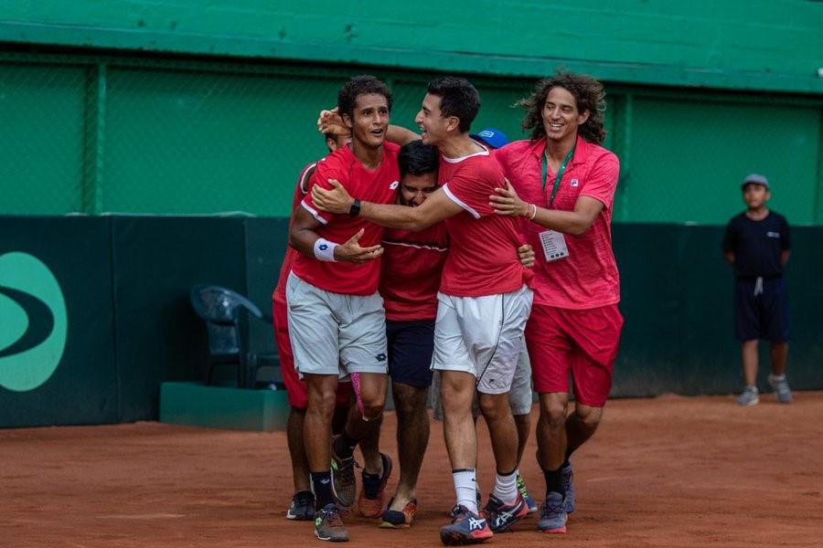 Vuelve la Copa Davis a Perú